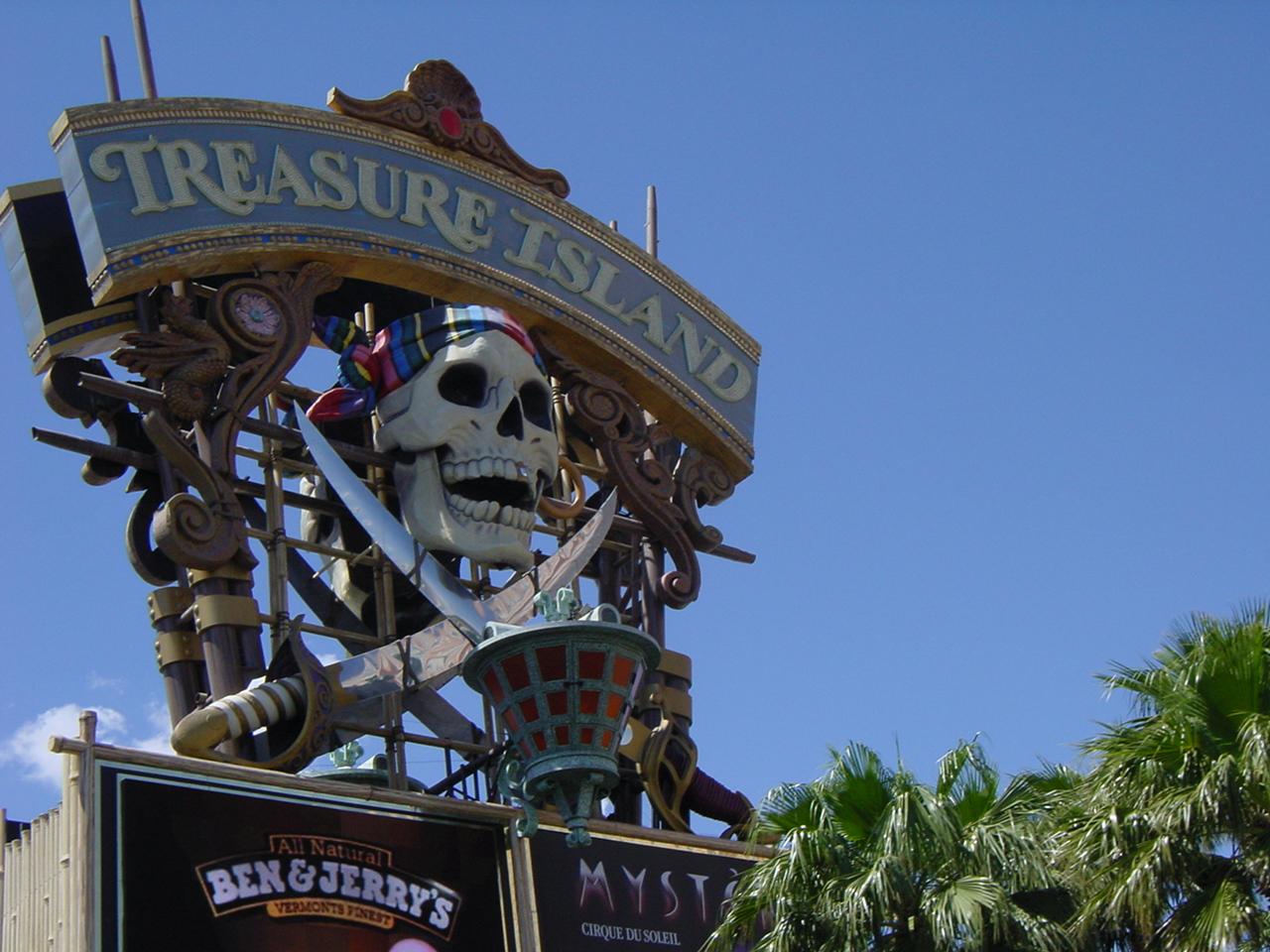 Treasure island texas holdem