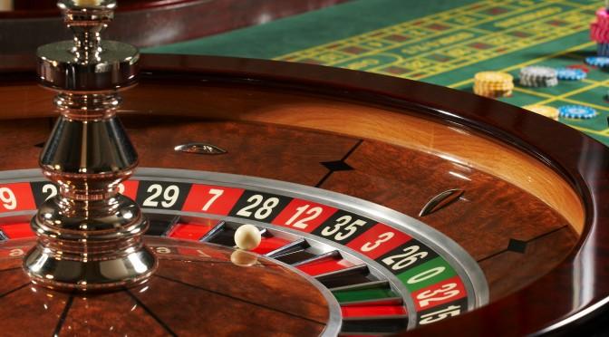 Vinn på Roulette i Las Vegas